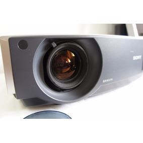 Proyector Cine Casero Sony Bravia Hd Video Beam Vplaw10 3lcd