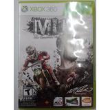 Mud Fim Motocross World Championship Xbox 360 D Uso + Envio