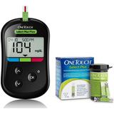 Aparelho Glicos/diabets/gliciemia Johnson&johnson Completo