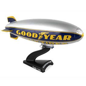 Aviao Daron Goodyear Blimp Ps5411-1 Escala 1/350