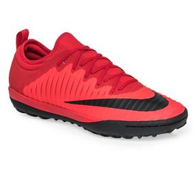 f34726493 Nike Mercurial Botines - Botines Nike para Adultos Rojo en Mercado ...