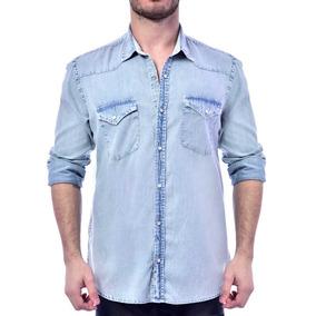 Camisa De Cowboy 120x Masculina - Camisas no Mercado Livre Brasil 0c5268f4dc1