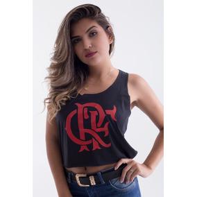 Cropped Do Flamengo - Calçados 1317772621f6a