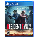 Resident Evil 2 Remake Ps4 Version Americana