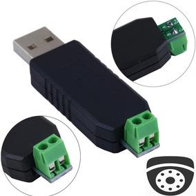 Adaptador Usb Rs485 Conversor Windows Linux Mac Arduino