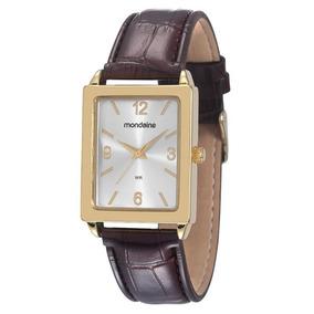 Relógio Mondaine Feminino 83283lpmvdh1 Marrom