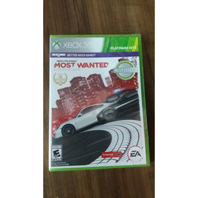 Need For Speed Most Wanted Xbox 360 Lacrado