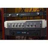 Alesis Ra-100 Amplificador