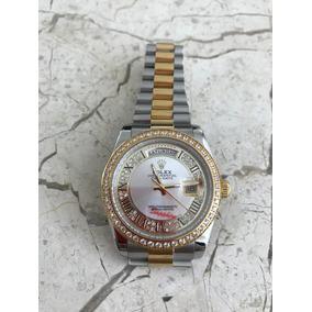 f2d174dad47 Reloj Rolex Automatico Con Tapa Trasera De Cristal - Relojes en ...