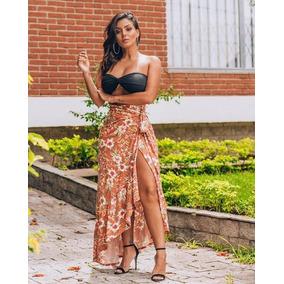 293d31e0b Vestido Envelope - Vestidos Casuais Femininas Vermelho no Mercado ...