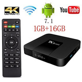 Conversor Tv Tubo Led Smart Tv Dongle Universal 4k 16gb Tx3