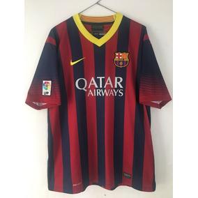 Usado - Capital Federal · Camiseta Barcelona Fc 2013 2014 Talle Xl Importada 5cdc52d4d7a