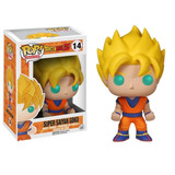 Funko Pop Goku Super Saiyan #14 Cuotas S/ Interes Tribunales