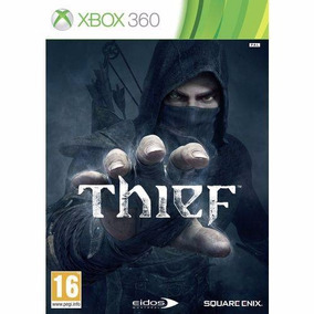 Jogo Thief - X360 Novo Lacrado