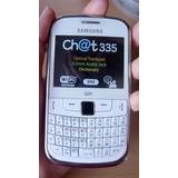 Celular Samsung Gt S3350 2mp, Wi-fi, Mp3 Desbloqueado Branco