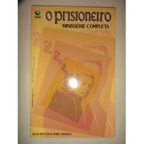 O Prisioneiro Encadernada Editora Globo 1990 Excelente