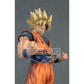 Action Figure Grandista Son Goku Saiyajin Manga Dimension