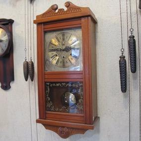 163a7ae34a5 Relógio De Parede Silco Carrilhão - Relógios De Parede Antigos no ...