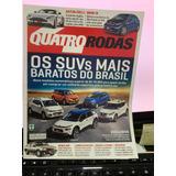 Revista Quatro Rodas Ed 712 Setembro 2018 Os Suvs Baratos