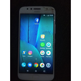 Moto G 5 S Plus 32 Gb A Tela Esta Trincada So No Canto