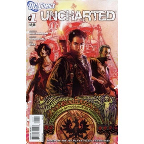 Dc Uncharted - Volume 1