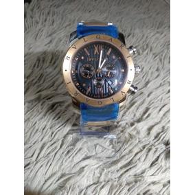 d2ace15b943 Relogio Bvlgari Prata Com Rose - Joias e Relógios no Mercado Livre ...