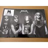 Colección Carpeta De 5 Posters Metallica (30.5 X 45.5cm)