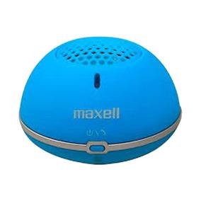Caixa De Som Portátil 3w Rms Bluetooth Azul 347267