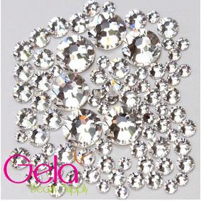 Pedreria Cristal Tipo Swarovski Decoracion Uñas Textil  16 e120900eb2e5