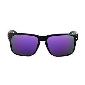 Óculos Oakley Latch Key L Matte Black W  Violet Iridium. Minas Gerais ·  Lentes Custom Para Holbrook X L fa86043c72
