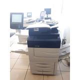 Impressora Xerox C70 Usada Revisada! Apenas 93.686 Impressões. Consumíveis Novos Originais!
