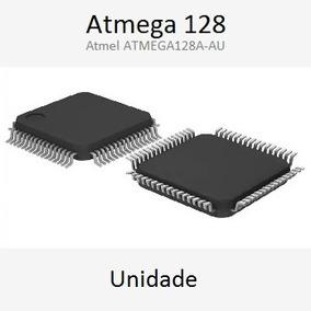 Atmega128 Smd. 128kb Flash (pronta Entrega)