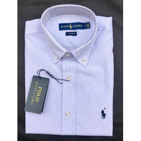 Camisa Casual Ralph Lauren Tamanho 15.5 (gg) Tecido Oxford - Camisas ... b5184579940