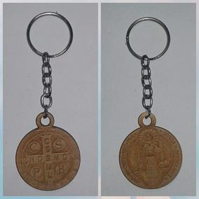 Chaveiro Medalha De São Bento (10 Unidades)