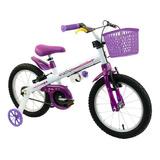 Bicicleta Aro 16 Bella Nathor
