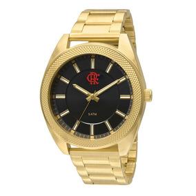 Relógio Flamengo Flatw2035knx/4p Un