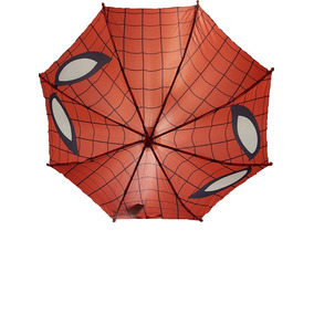 Paraguas Sombrilla Spiderman Rojo Marvel