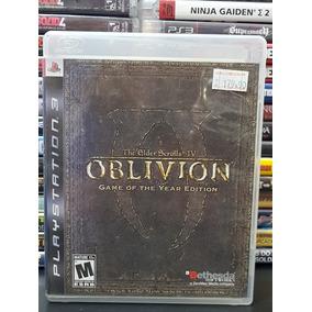 The Elder Scrolls Iv Oblivion Edition Playstation 3