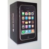 Caixa Apple Iphone 3g-s - Black