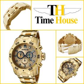 d15a7debf1a Caixa Relogio Invicta Original 0074 - Relógios no Mercado Livre Brasil