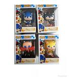 Muñeco-figura En Caja Sonic Precio X Cada Uno Tipo Funko