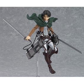 Action Figure - Shingeki No Kyojin - Levi 14cm