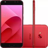Asus Zenfone 4 Selfie Pro Zd552kl 64gb + Fone Capa Película
