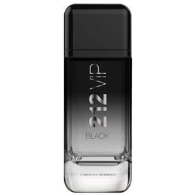212 Vip Black Carolina Herrera Edp - Perfume Masculino 200ml