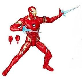 534ecf6f713 Marvel Legends Homem De Ferro Mark 50 - Bonecos e Figuras de Ação no ...