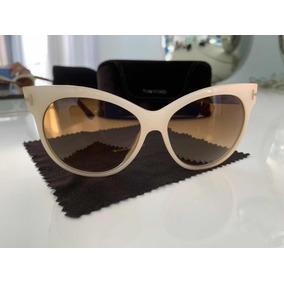 48379a59bdd Tom Ford Óculos De Sol Modelo Gatinho