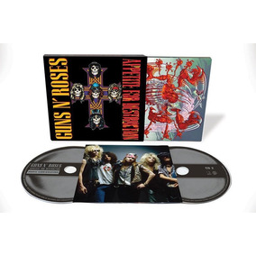 Guns And Roses - Appetite For Destruction - 2 Cds Importado