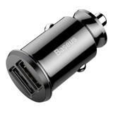 Cargador Auto Ultra Rapido Baseus Quick Charge 3.1 + Envio