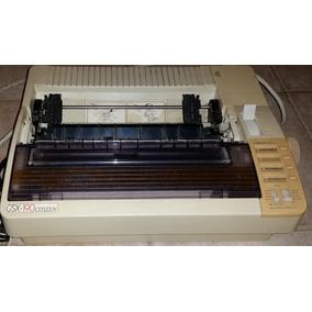 Impresora Matricial Gsx 190 Citizen Para Reparar O Repuesto