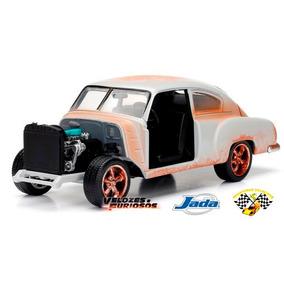Miniatura Chevy Fleetline 1951 Velozes Furiosos 8 Dom